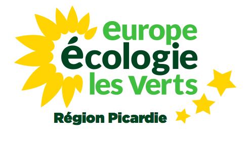 Logo EELV Region Picardie